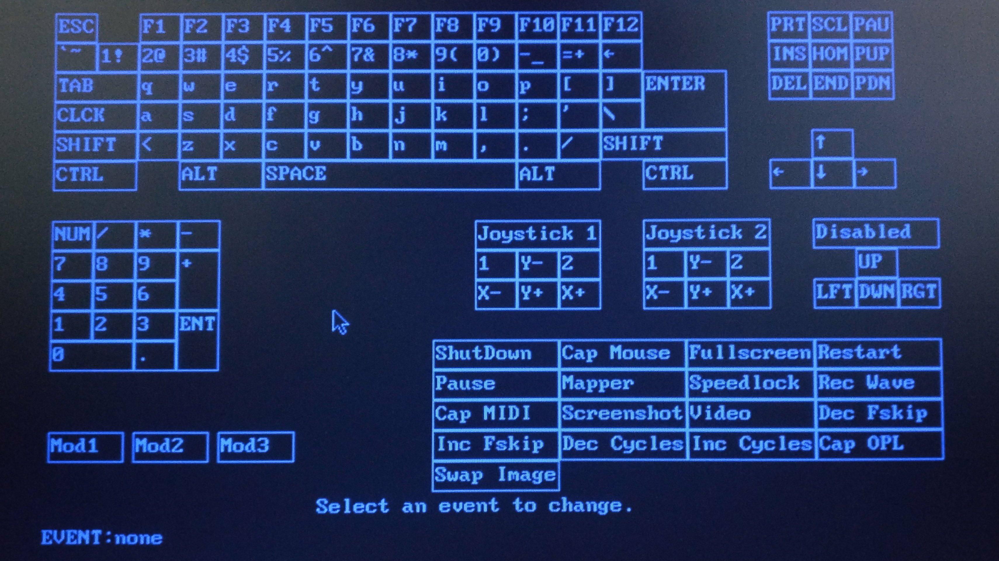 RetroPie dosbox Controller-mapping erstellen – Freddys Linux Blog